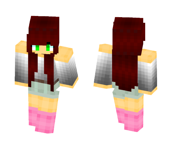 Mall girl - Girl Minecraft Skins - image 1