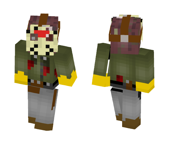 Jason Voorhees Part 6 - Male Minecraft Skins - image 1
