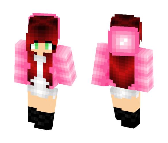 French girl - Girl Minecraft Skins - image 1