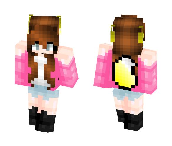 My avatar skin - Female Minecraft Skins - image 1