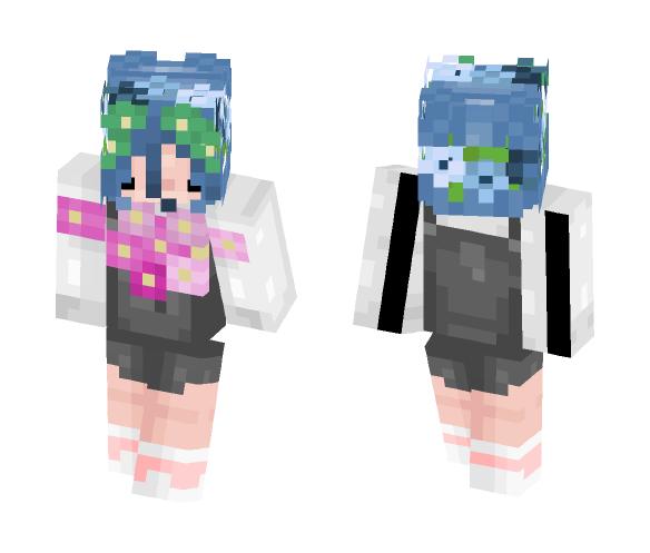 ⚜ l i l l y p a d s ⚜ - Female Minecraft Skins - image 1
