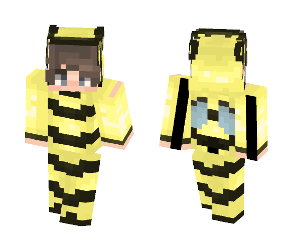 *~~buzz~// - Male Minecraft Skins - image 1