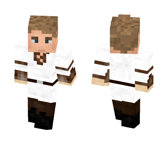 Asher Ashtyr [LoTC] - Male Minecraft Skins - image 1
