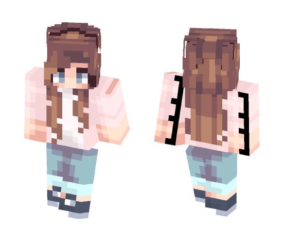 """"""" Requiem """" - Female Minecraft Skins - image 1"""