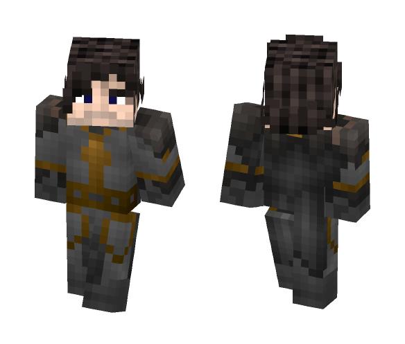 Olaf Ash [LoTC] - Male Minecraft Skins - image 1