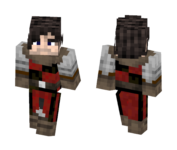 Young Ser Hakon - Male Minecraft Skins - image 1