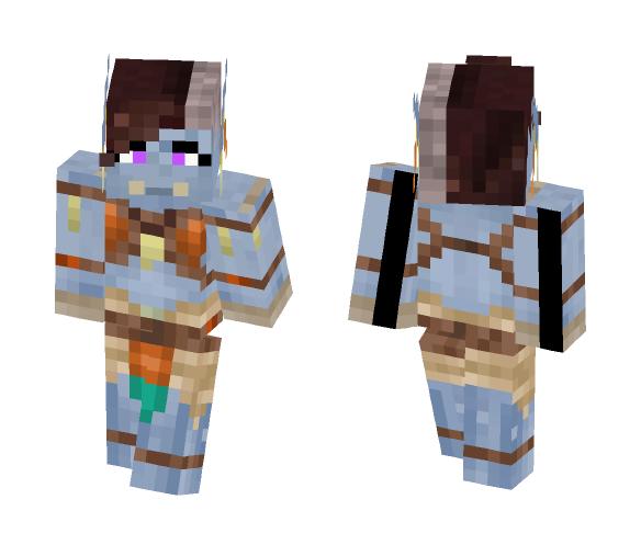 Feona'Lak [LoTC] - Female Minecraft Skins - image 1