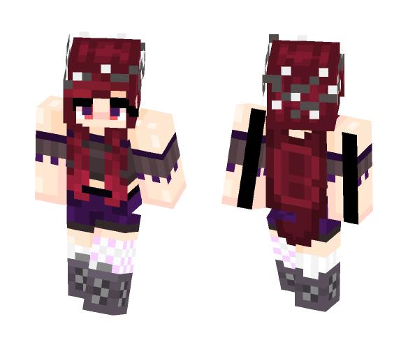 Magic User ~ Fwendo Requst :3 - Female Minecraft Skins - image 1