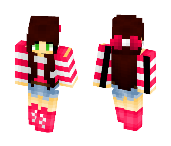 Adventure girl - Girl Minecraft Skins - image 1