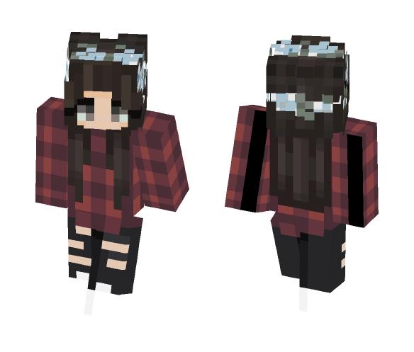 Annoyed (Request/Challenge) - Female Minecraft Skins - image 1