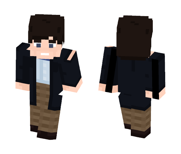 The Second Doctor - Male Minecraft Skins - image 1