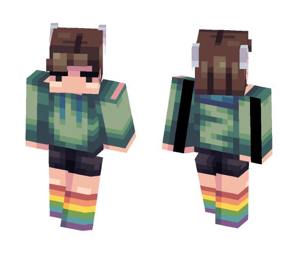 akashi - Male Minecraft Skins - image 1