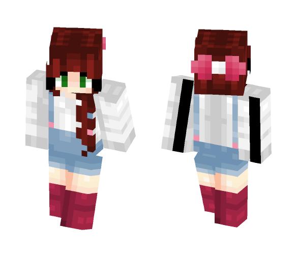 My Minecraft skin - Female Minecraft Skins - image 1