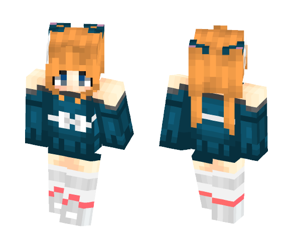 Anime (Requests are Open) - Anime Minecraft Skins - image 1