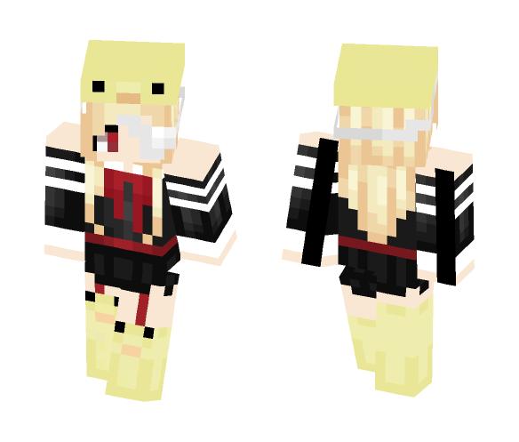 Nelie_Duck - Female Minecraft Skins - image 1