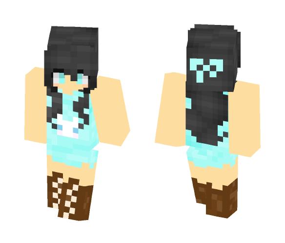 Mama_Nashi - Female Minecraft Skins - image 1