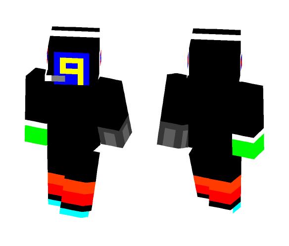 racketbird robot - Male Minecraft Skins - image 1