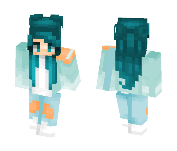 nothing's gonna hurt you baby - Baby Minecraft Skins - image 1