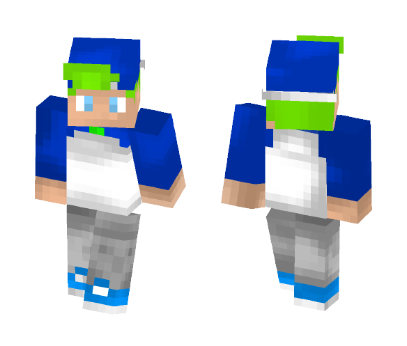 fixed, again - Male Minecraft Skins - image 1