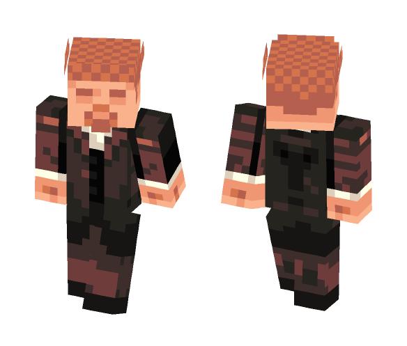 wanderer - Male Minecraft Skins - image 1