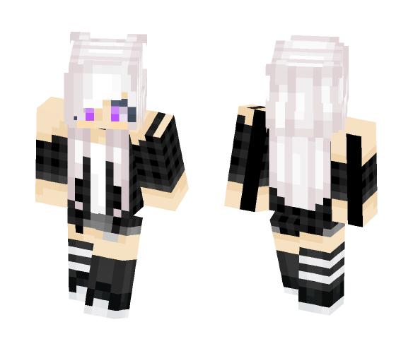 ~Learning How to shade like|o.o|~ - Female Minecraft Skins - image 1