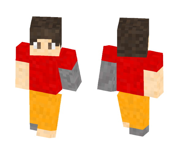 Cyboy - Male Minecraft Skins - image 1
