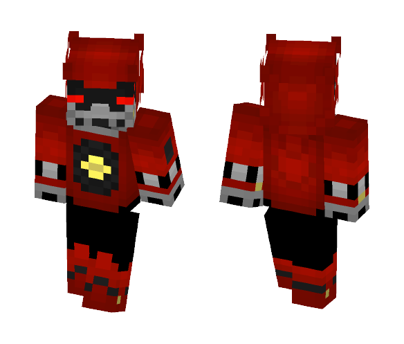 metal sonic chaotix - Male Minecraft Skins - image 1