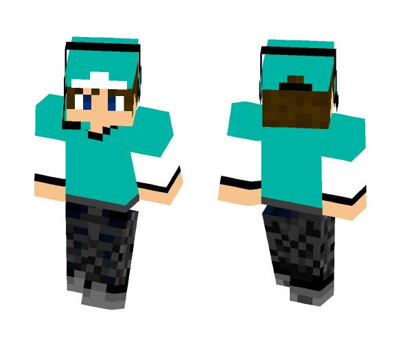 HoboBobGaming - Male Minecraft Skins - image 1