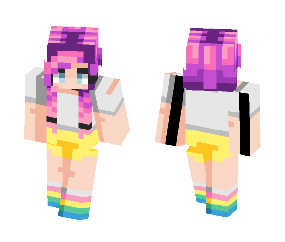 Party | Request - Female Minecraft Skins - image 1