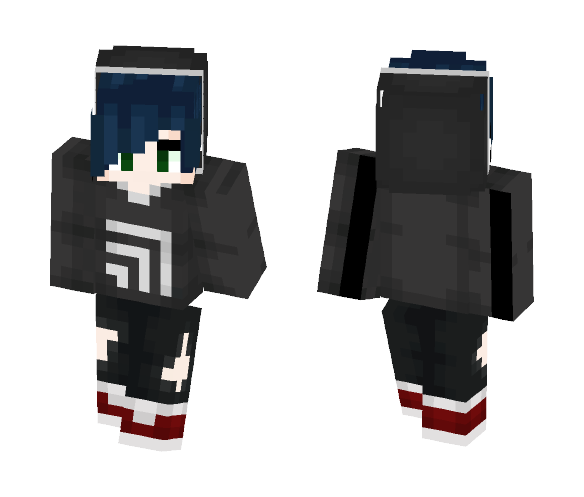 WiFi Fanatic - Male Minecraft Skins - image 1