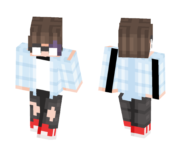 Oakley~ - Male Minecraft Skins - image 1