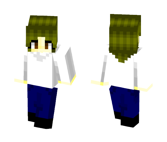 The Adventures Of Raquel: Veronica - Female Minecraft Skins - image 1