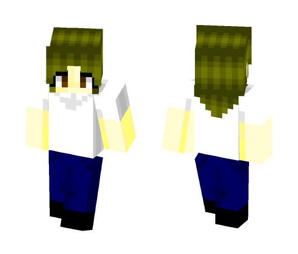 The Adventures of Raquel: Elizabeth - Female Minecraft Skins - image 1
