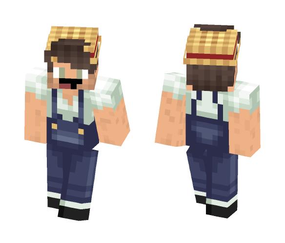 Farmer - Male Minecraft Skins - image 1