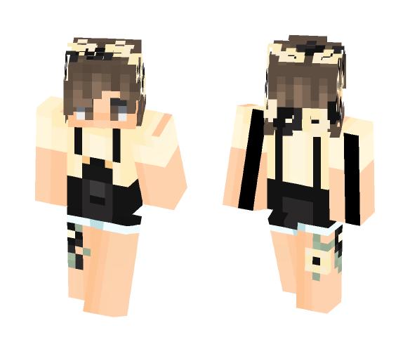 Skin request for -Ihoko - Male Minecraft Skins - image 1