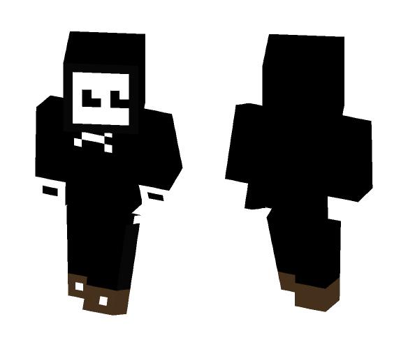 Bendy - Male Minecraft Skins - image 1