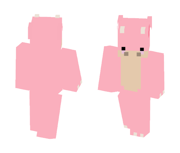 Lil' Dino - Interchangeable Minecraft Skins - image 1
