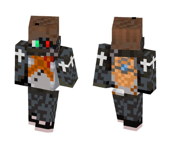 My original mc skin ^-^ - Male Minecraft Skins - image 1