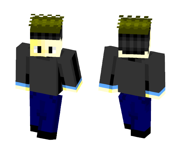 The Adventures Of Raquel: Ben - Male Minecraft Skins - image 1