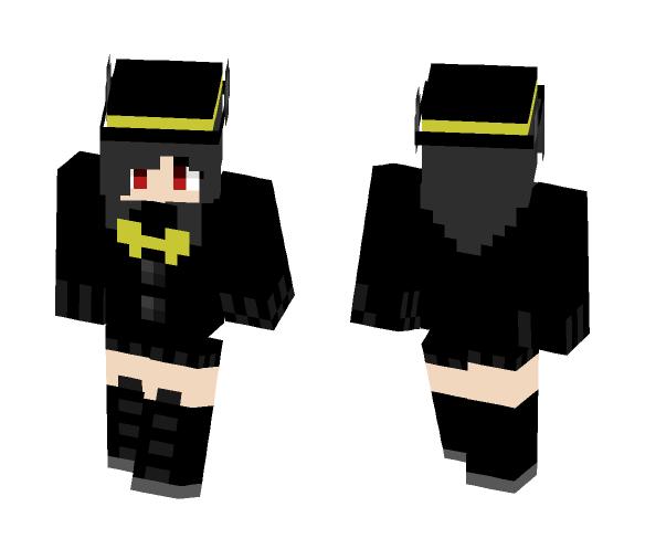 FNAF Nightmare Animatronic Girl - Girl Minecraft Skins - image 1