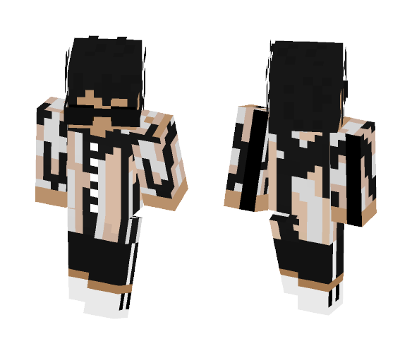 Bruno Mars - That's what i like - Male Minecraft Skins - image 1
