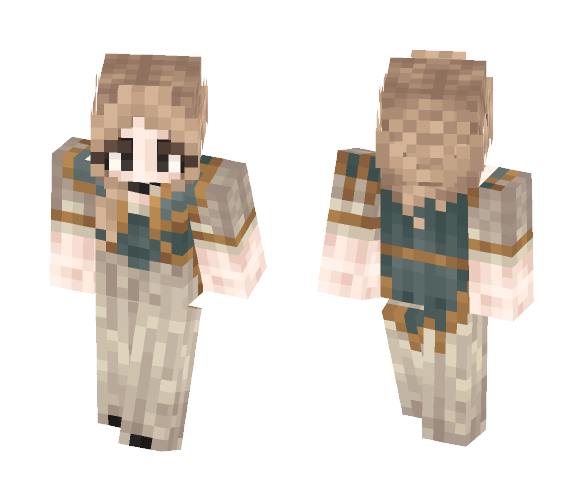 Baby blue. - Baby Minecraft Skins - image 1