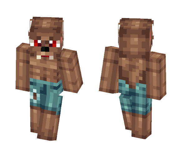 Werewolf [Request] - Male Minecraft Skins - image 1