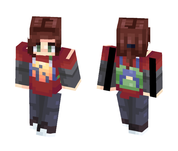 Endure and Survive - Female Minecraft Skins - image 1