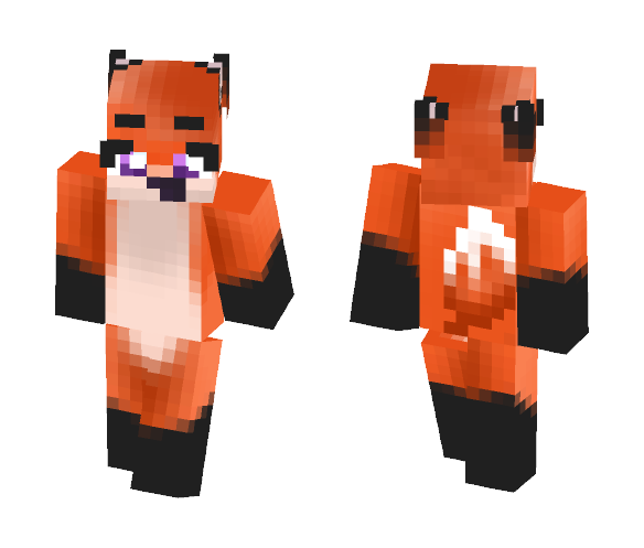 Ladybug Trixx Kwami - Male Minecraft Skins - image 1