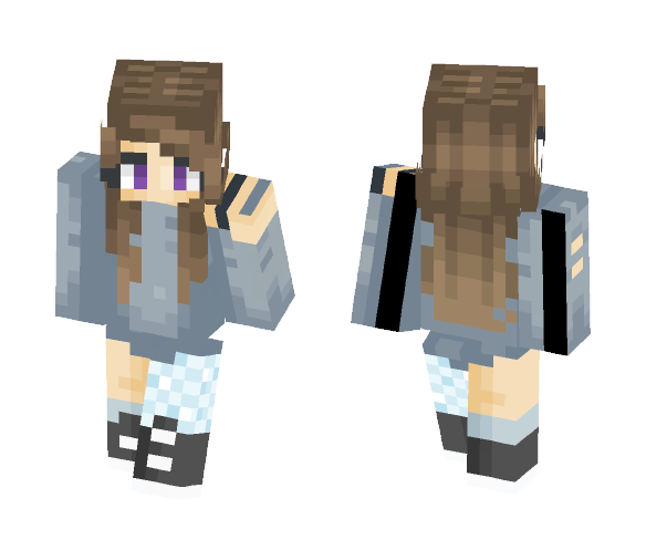 Sass Mode - Activated - Female Minecraft Skins - image 1