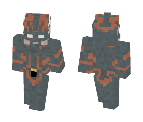 Guyver | Request - Male Minecraft Skins - image 1