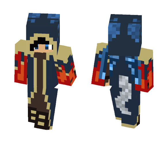 Draco - Male Minecraft Skins - image 1