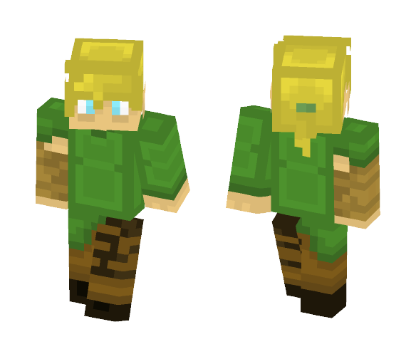 RolePlay OC - Male Minecraft Skins - image 1