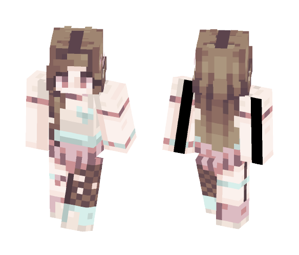 Cream Soda // 30 Subs yeee - Female Minecraft Skins - image 1